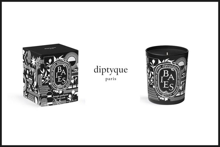 時髦極簡:diptyque 推出「Black Friday」香氛蠟燭,只限定在這四天可以購入!