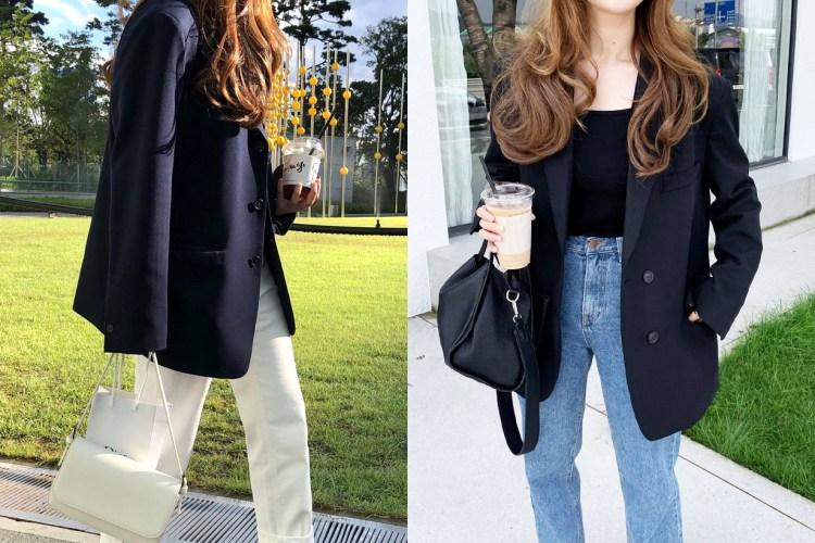 天氣轉涼了,讓韓國女生告訴你今季該如何選擇西裝外套!