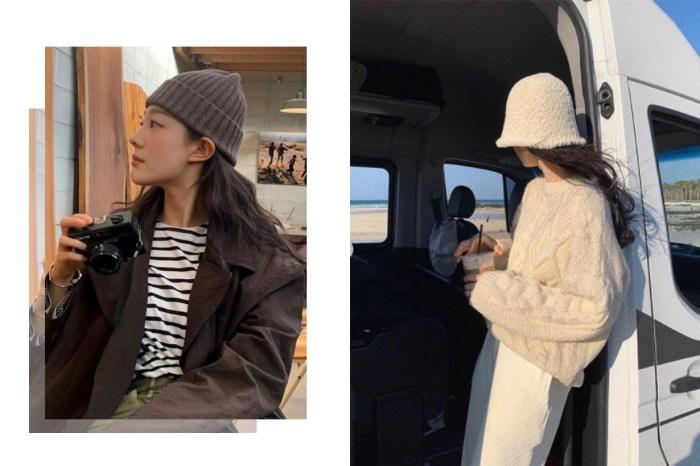 韓國、歐美女生也在戴:想秋冬造型脫穎而出,你只需要這 4 款人氣帽子!
