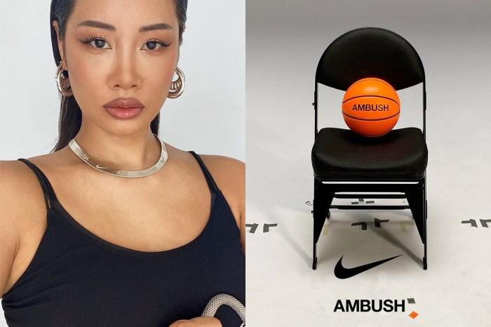 Nike x Ambush 聯名多了神秘嘉賓,還有一條已經爆搜尋率的項鍊!