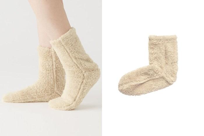 隱藏冬季小物:無印良品超舒服羊毛襪,大受日本女生好評!