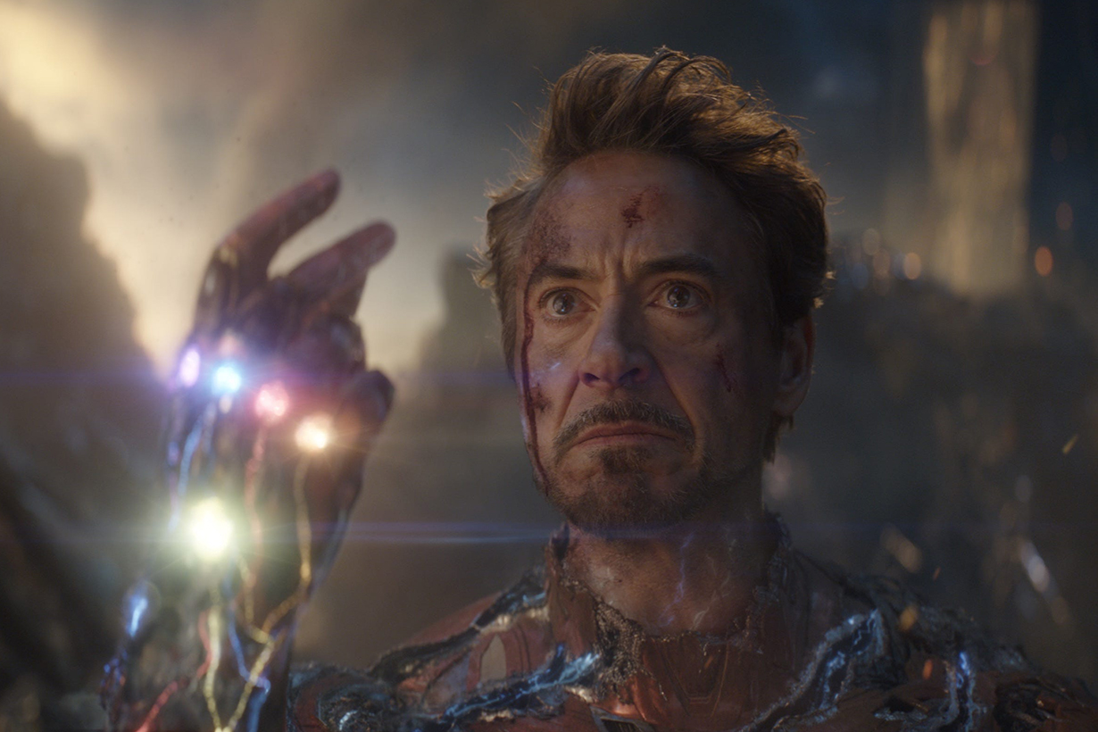 Avengers Endgame Doctor Strange Iron-Man Key Scene Was Improvised