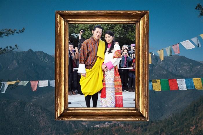她只有 7 歲,他就立下決心要娶她當王后!這是屬於不丹國王和王后的愛情故事!