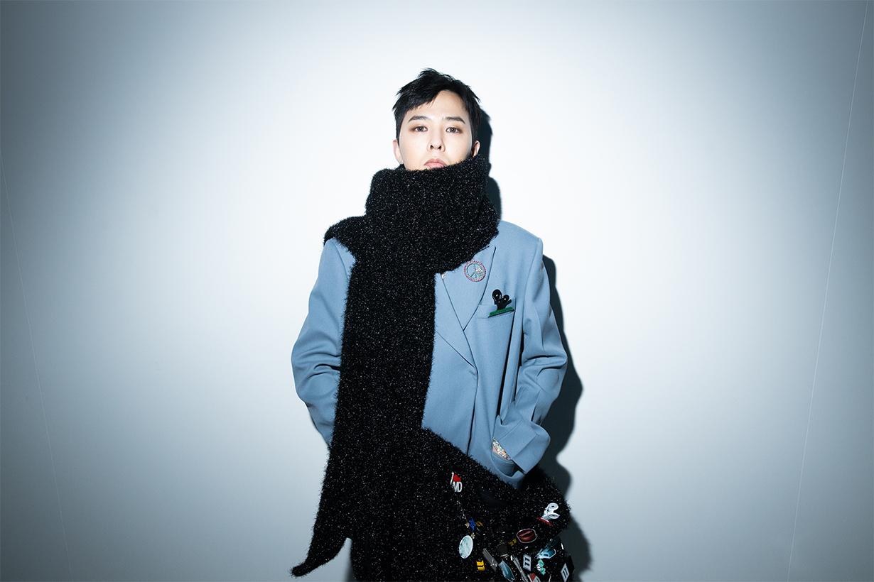 BigBang G-Dragon comeback yg entertainment