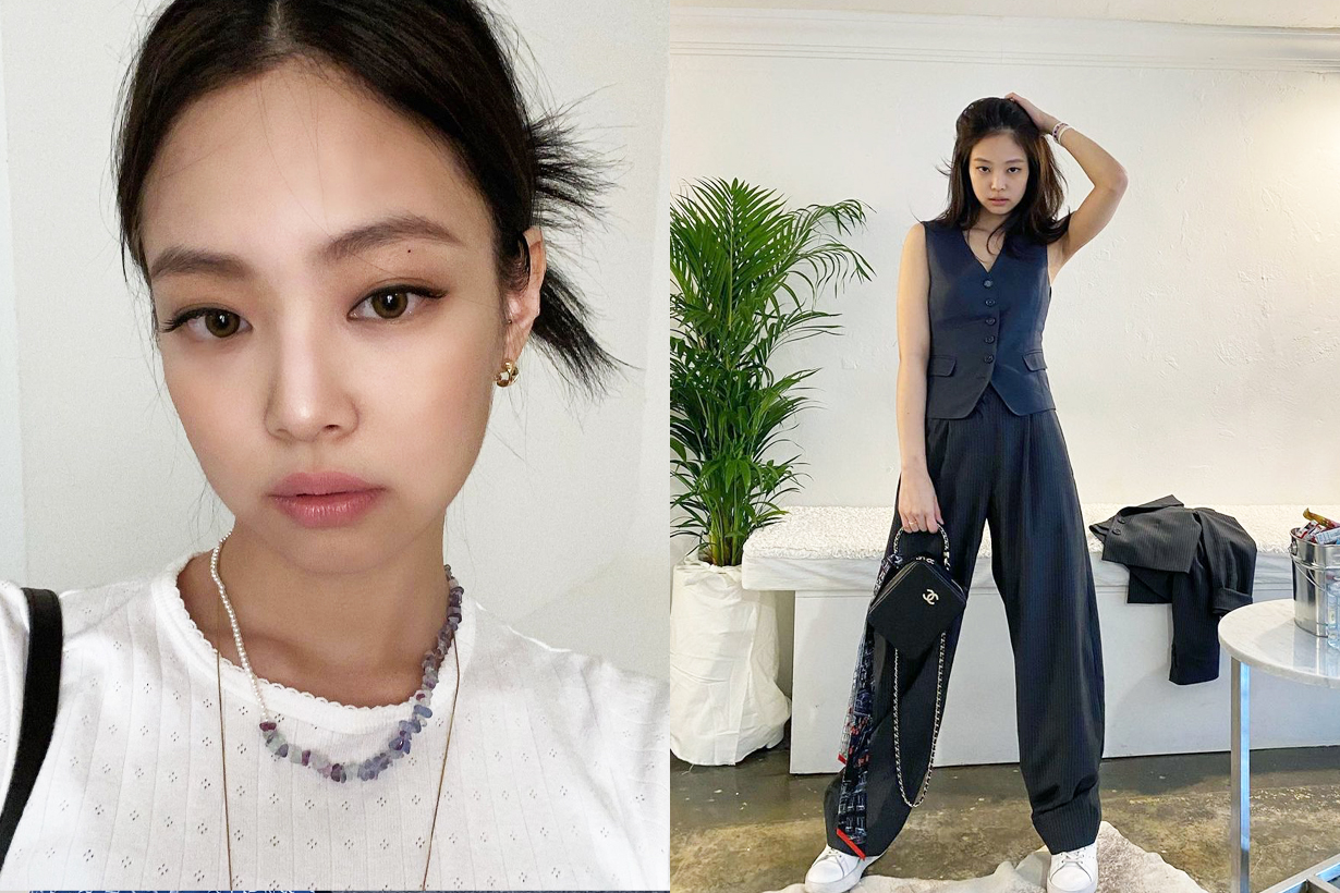 BLACKPINK Jennie Lisa Jisoo Rose Instagram Handbags Azzedine Alaïa ALAÏA Maison Alaia Celebrities styles