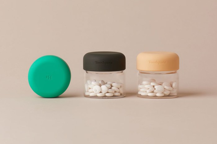 旅遊必備小物:這個設計感極重的小瓶子,是愛護環境的第一步!