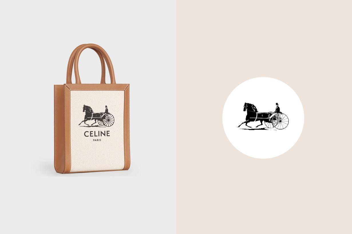 celine cabas sulky logo new handbags it bag 2021