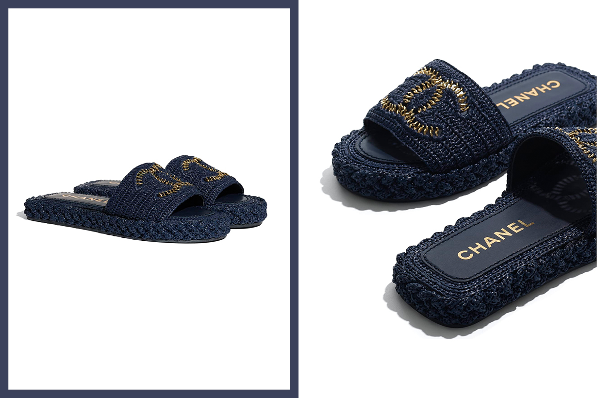 Chanel CHANEL Cruise Mules
