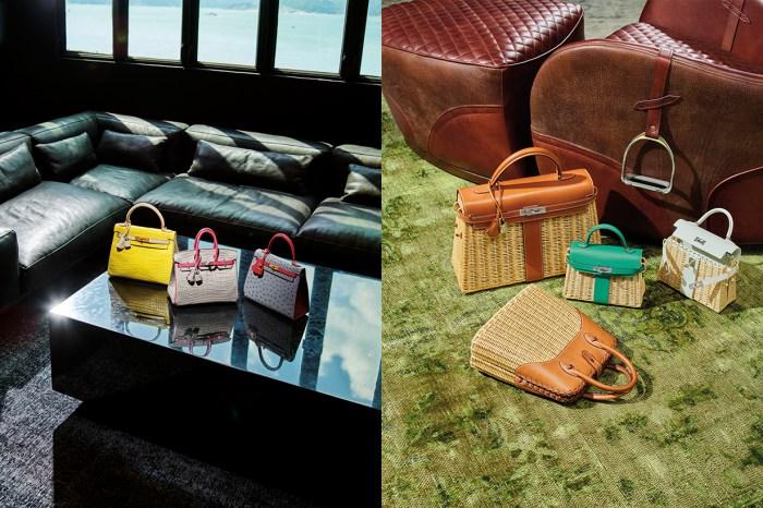 想知道什麼手袋最值得投資又保值?看看 Christie's 佳士得的拍賣品就知了!