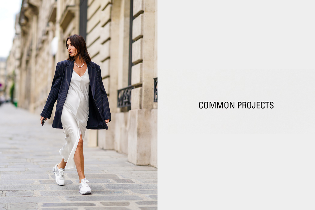 common projects sample sale first ever when where buy how much