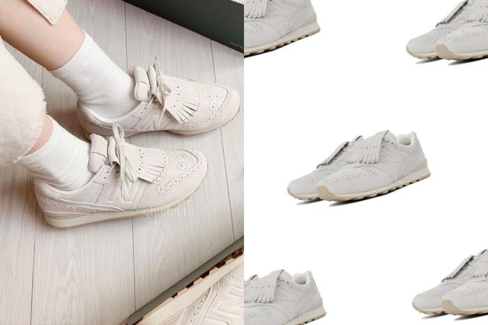 日本討論度爆棚:New Balance 小流蘇雕花波鞋,售罄後又再上架!
