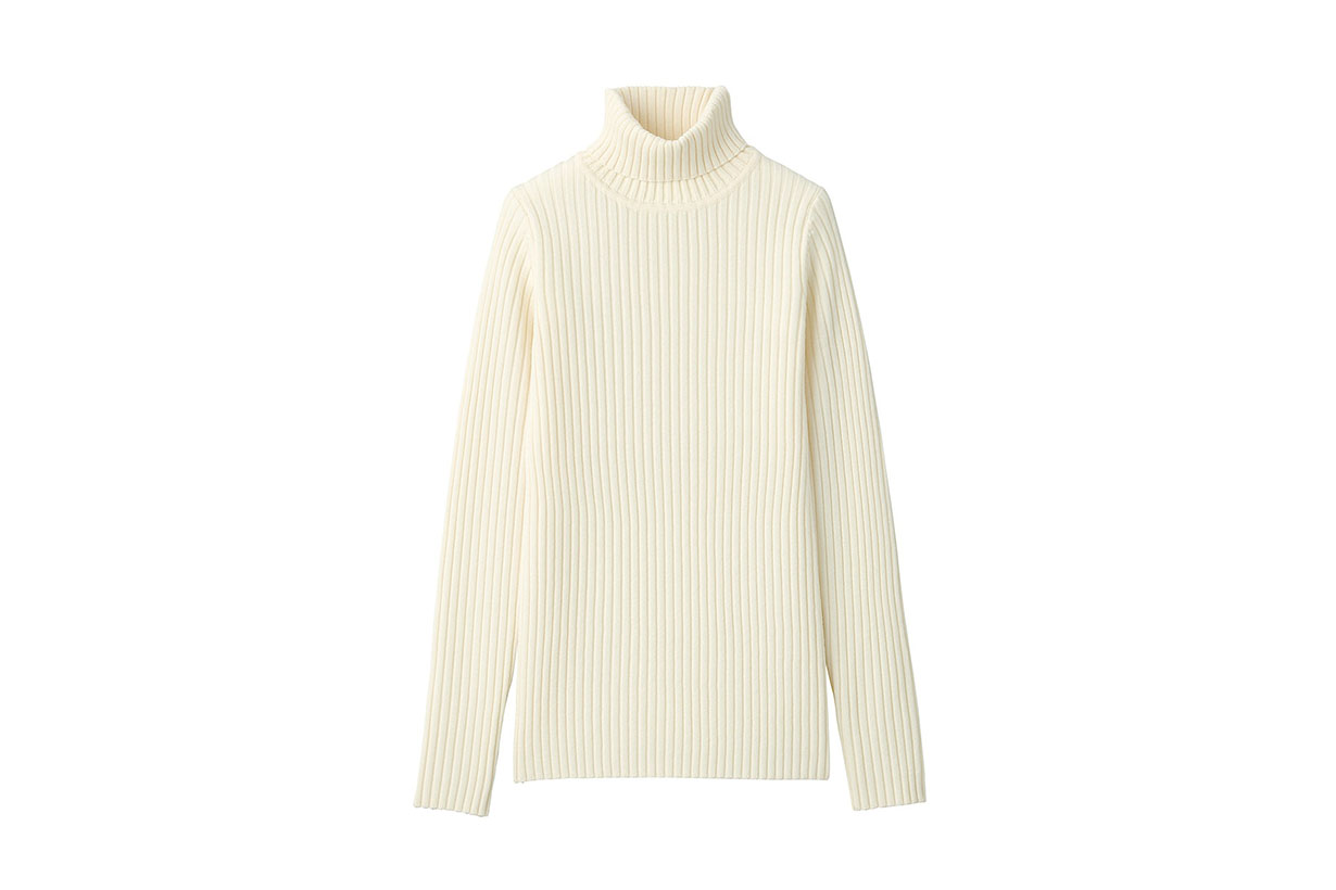 Muji Japan turtleneck 2020fw sold out