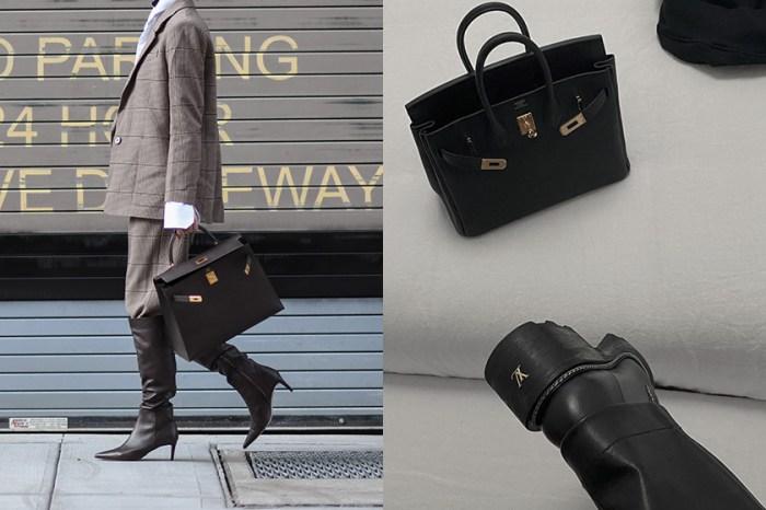 哪個品牌與 Hermès 並列?今年最該投資的 7 款名牌手袋!