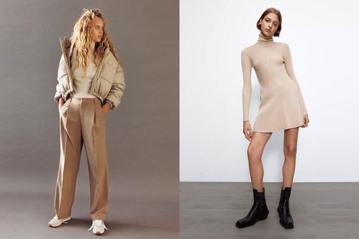 30 件直接畫重點:Zara、Mango、H&M 必買秋冬高級感單品!