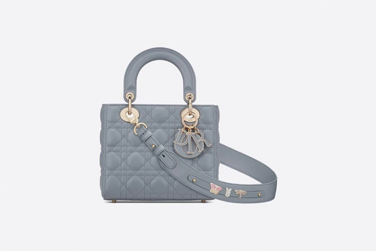 Dior Cruise 2021 Lady Dior MyABCDior Bag