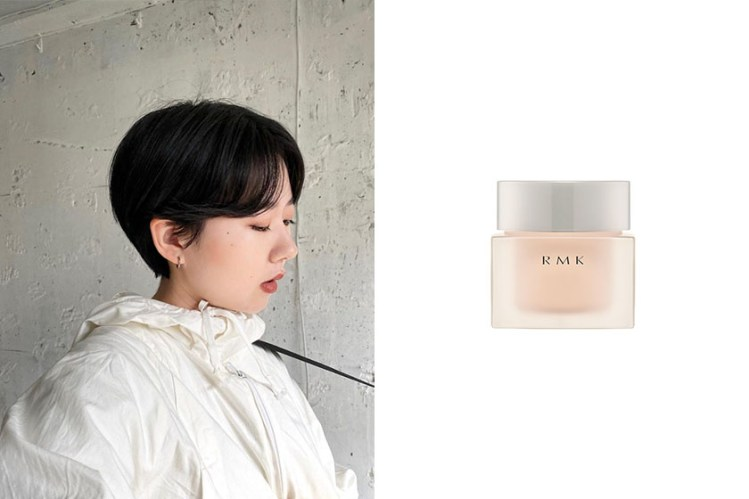 日本女生好評的透明仙女光,RMK 「水凝美肌粉霜」再推出新色號!