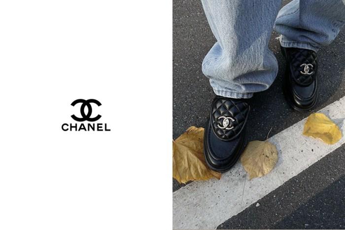 古典時髦的學生感:Chanel 這雙菱格紋鞋,或將成為熱銷 No.1?