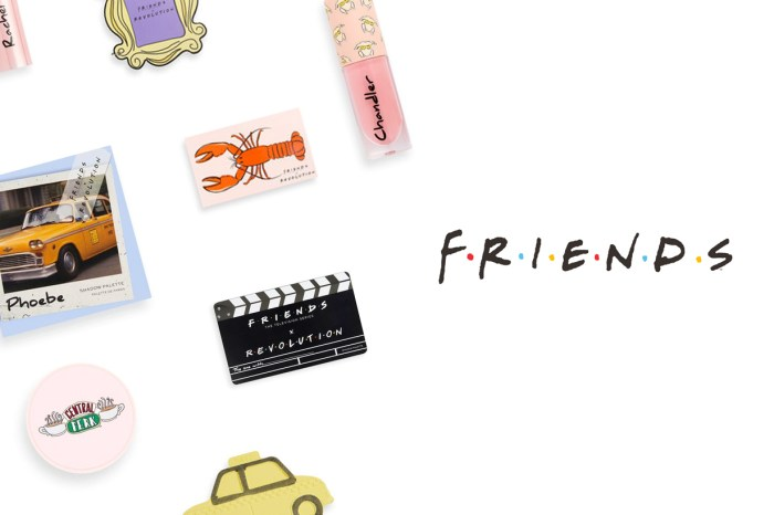 絕對令資深劇迷會心一笑,《Friends》周邊必收聯名美妝品!
