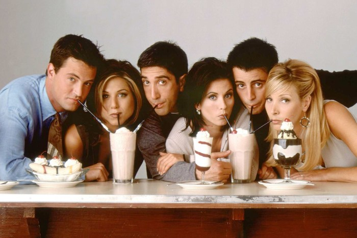 不再無限延期:好不容易回歸的《Friends》,將於明年進行錄製!