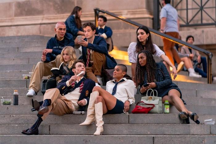回憶馬上湧現:新版《Gossip Girl》新班底造型曝光,還要在這個經典場景現身!