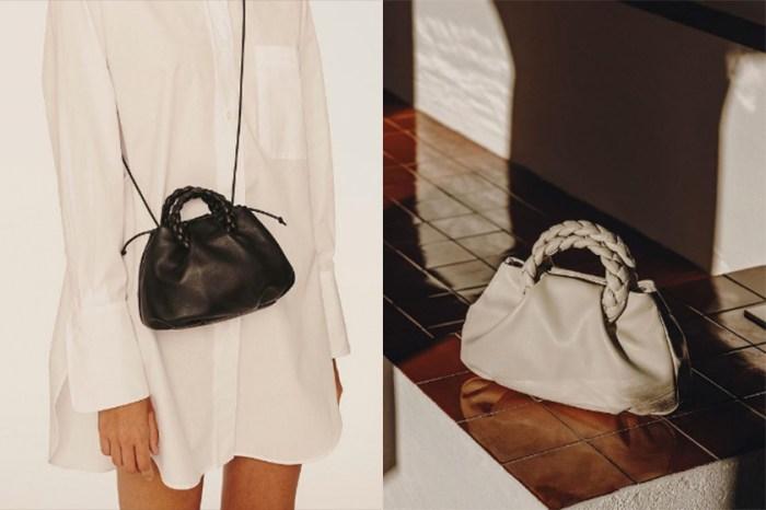 俐落簡潔之美:這個被喻為是平價版 Bottega Veneta 的小眾品牌,讓人一看愛上!