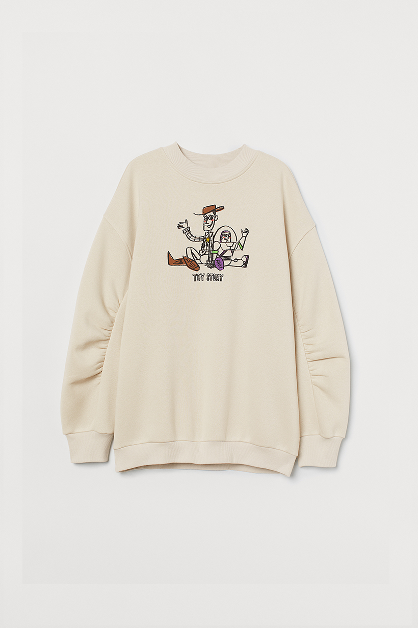 H&M toy story 4 collabration winter when where buy