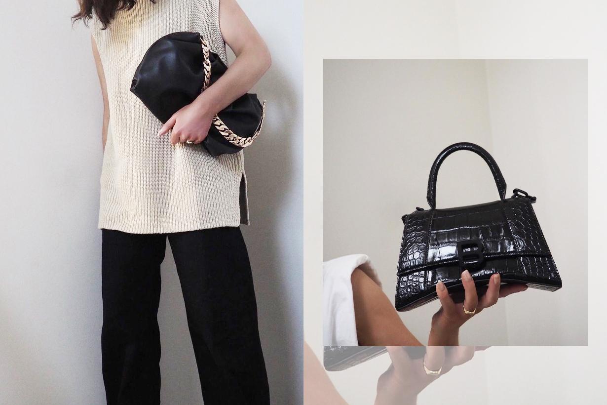 Indie brand handbags Handbags trend 2020 fall winter Aesther Ekme KARA  Amomento