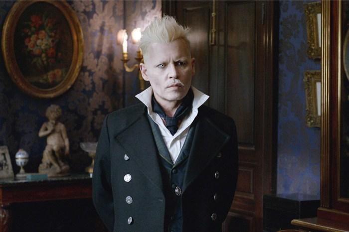 這位「最性感男星」將接棒 Johnny Depp,成為《怪獸》葛林戴華德一角!