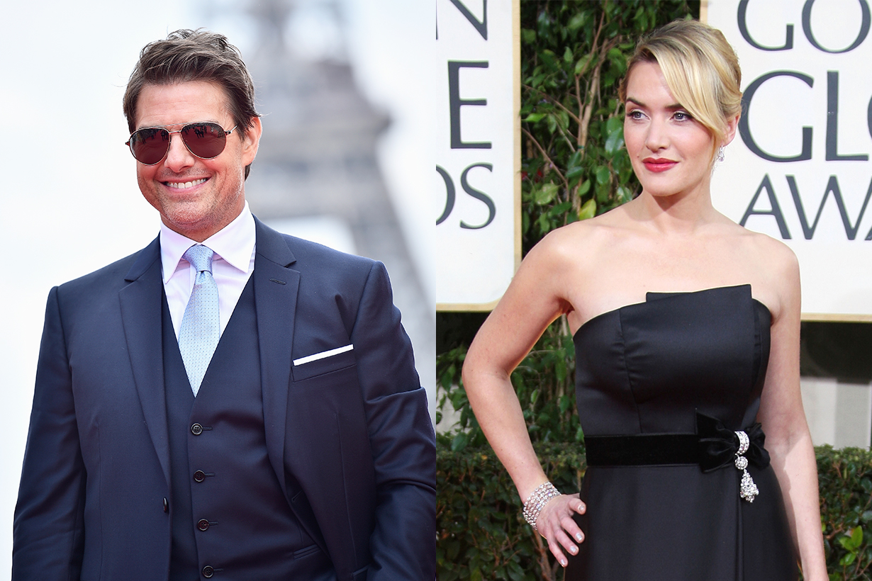 Kate Winslet Tom Cruise Avatar 2 underwater breath holding record hollywood actors actresses