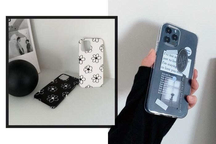 煩惱為新 iPhone 12 換保護殼?這個韓國品牌就率先推出了眾多款式!