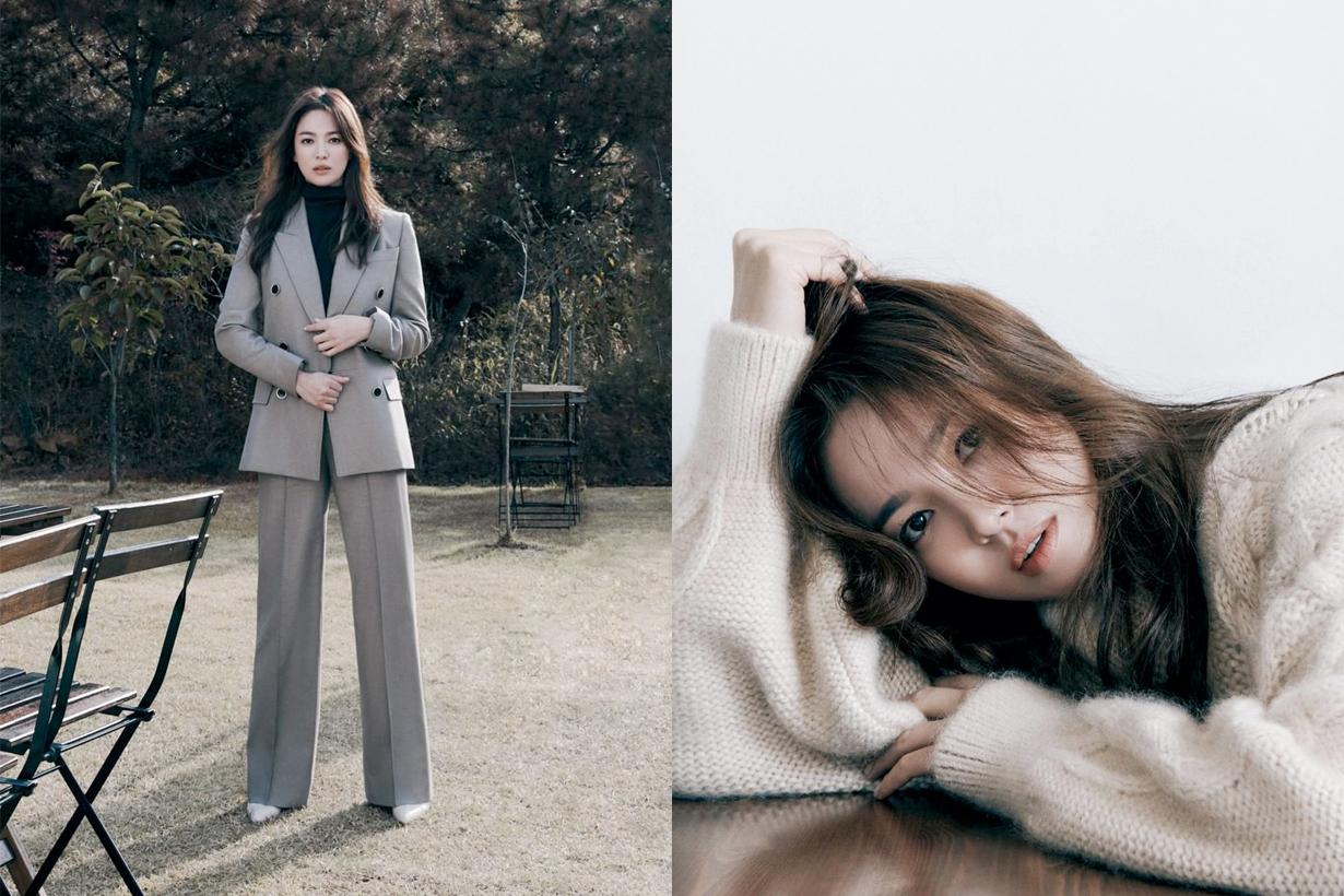 song hye kyo michaa 2020 fw style inspiration