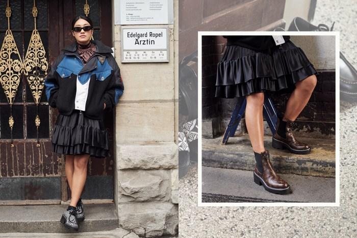 人氣韓裔 DJ Peggy Gou 的時尚日常:跟著她在柏林逛一天,近賞 LV 秋冬系列鞋履!