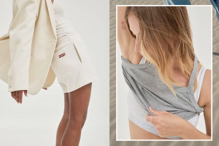 時髦得毫不費力:這個小眾品牌,打造了極簡控最完美的運動服!