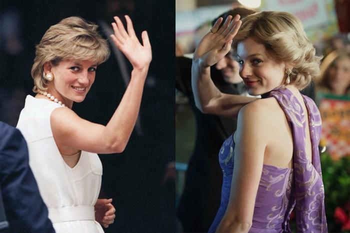 因為《王冠》第 4 季的上映,讓戴安娜王妃這個經典妝容再度成為話題!