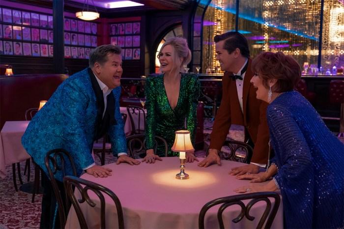 影史上最壯觀場面:Netflix 重磅歌舞電影《畢業舞會》登場!