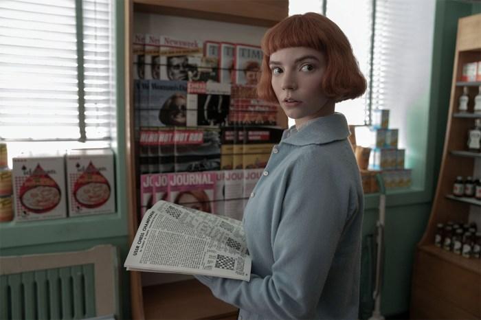 80% 都是電腦特效!看過《后翼棄兵》幕後畫面,你會更欣賞 Anya Taylor-Joy 的演技!