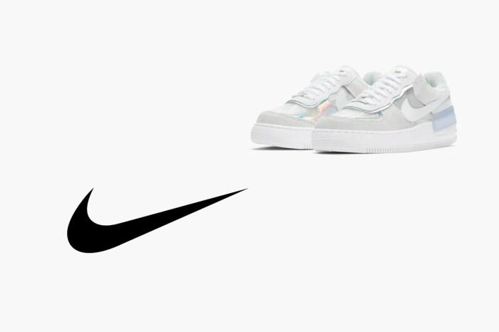 慢一步就售罄:光影下映出淡淡霓虹,台灣官網上架的 Nike AF1 美鞋!