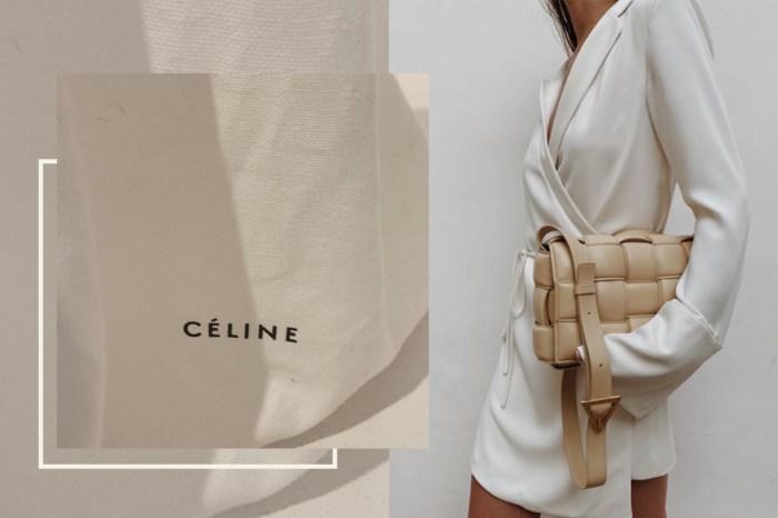 誰說 New Bottega 是 Old Céline?同樣簡約低調,卻高級得如此不同