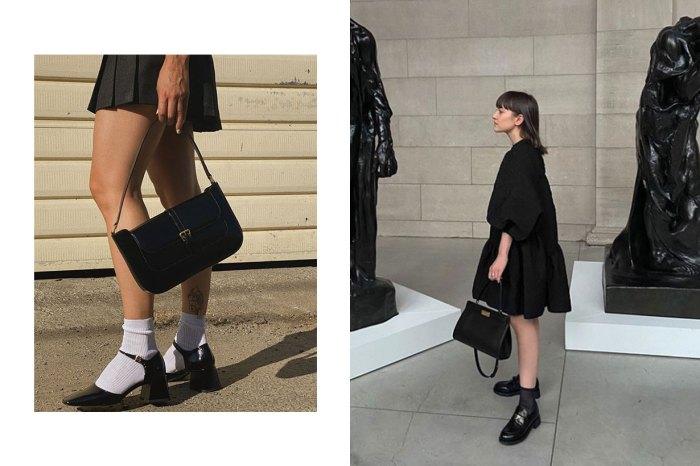 學院風回歸!潮流女生今季的鞋櫃裏,都擺滿了這幾款皮鞋