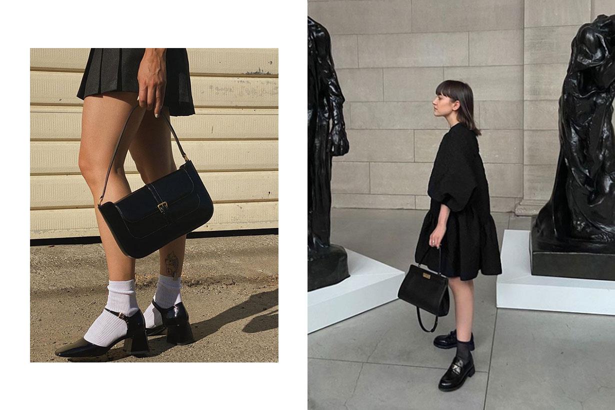 Preppy School-Girl Shoes Are Trending