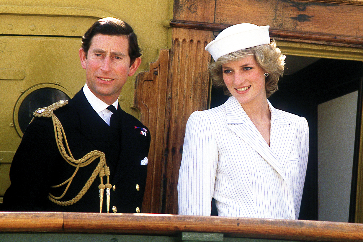 Princess Diana Prince Charles Lady Diana Princess of Wales British Royal Family Netflix Drama The Crown