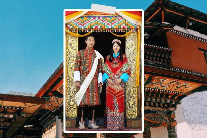 這兩家人的緣份註定牽在一起!不丹公主低調完婚,新郎是皇后親弟!