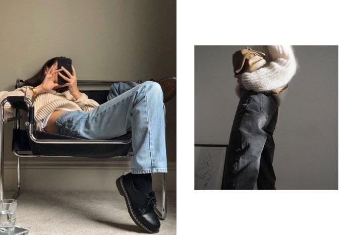 Skinny Jeans 遇上勁敵!今季潮人必備的牛仔褲,是隨性瀟灑的這款