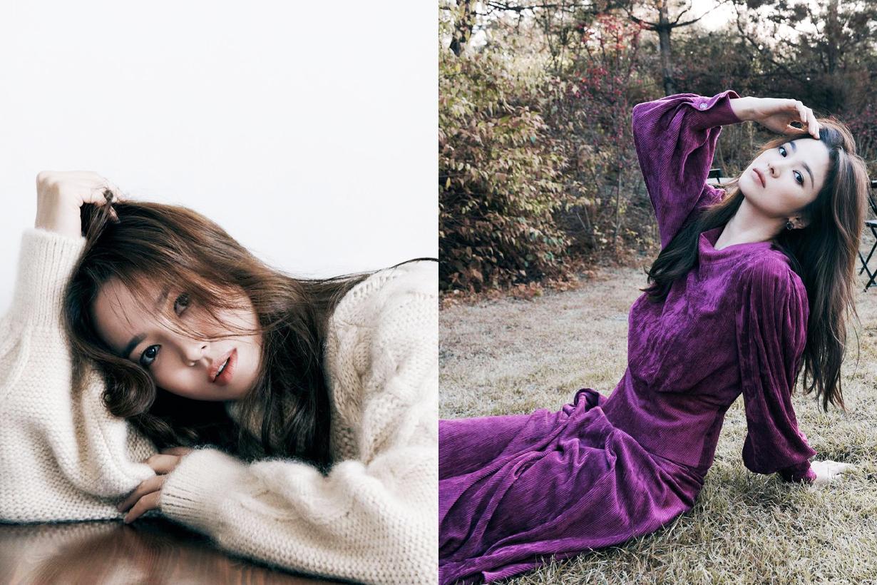 Song Hye Kyo New TV Drama Now, We Are Breaking Up Ha Young Eun UAA Korean idols celebrities actresses