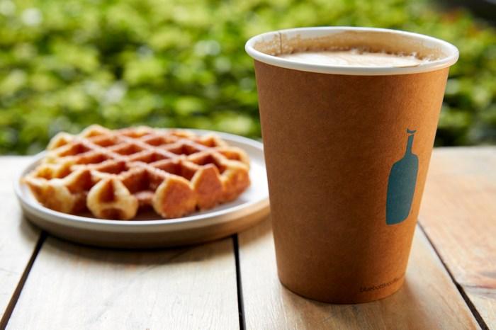 咖啡迷注意!糖廠街市集回歸,還帶來了 Blue Bottle Coffee 期間限定店