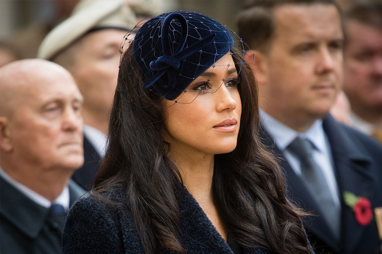 The Duchess of Sussex talks of