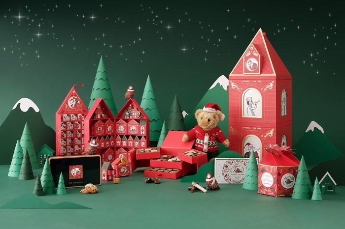 聖誕節給吃貨的送禮好選擇,半島精品店的美食顏值高又美味!