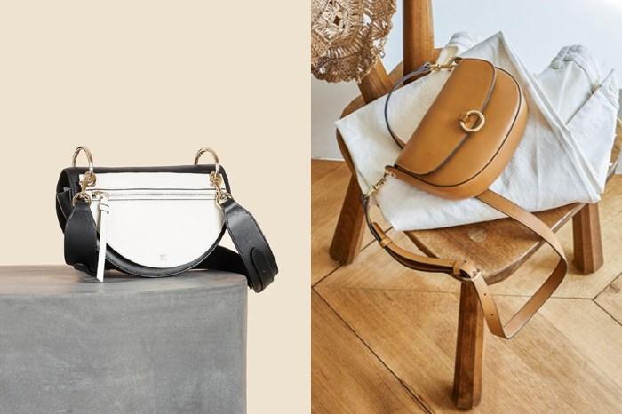 高質、貴氣、優雅的巴黎小眾手袋!設計師前身更是法國《Elle》的時裝編輯!