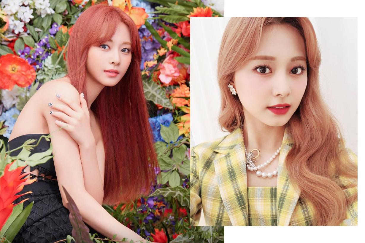 TWICE Chou Tzu Yu Tzuyu Eyes Wide Open《I CAN'T STOP ME》 UP NO MORE Korean idols celebrities singers girl bands