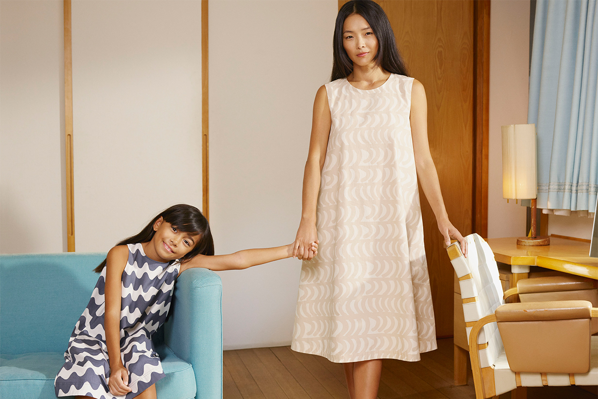UNIQLO x Marimekko limited-edition holiday collection